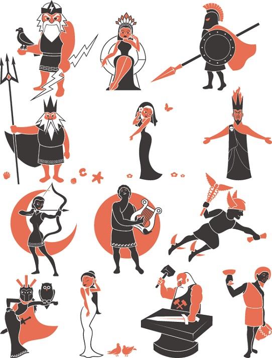The Mythology of Roman Gods Educational Resources K12 Learning