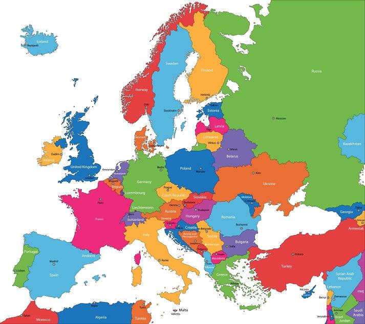 Mediterranean Europe Educational Resources K12 Learning