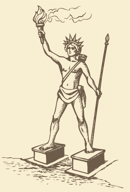 The Colossus of Rhodes Educational Resources K12 Learning