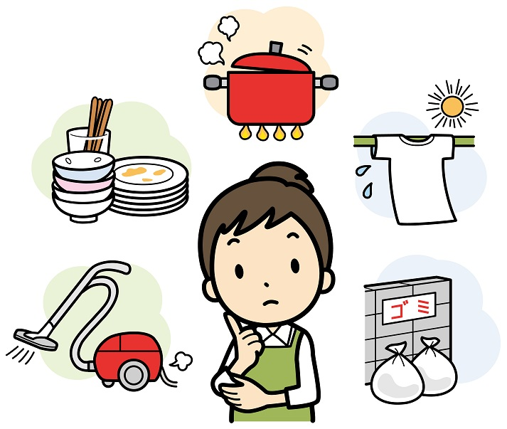 Chores Around the House Educational Resources K12 Learning