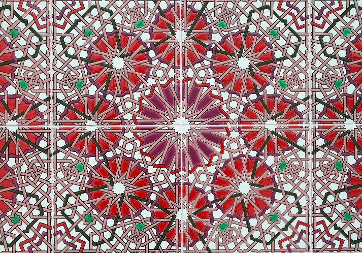 Dazzling Geometric Art Educational Resources K12 Learning